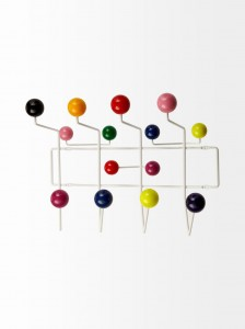 Vitran Hang it All, Ray ja Charles Eames.