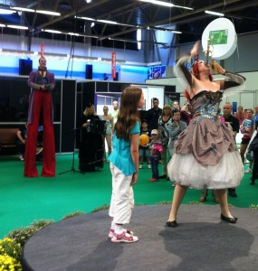 Miekannielija Mariann Magdalena, Cirque Dragula.