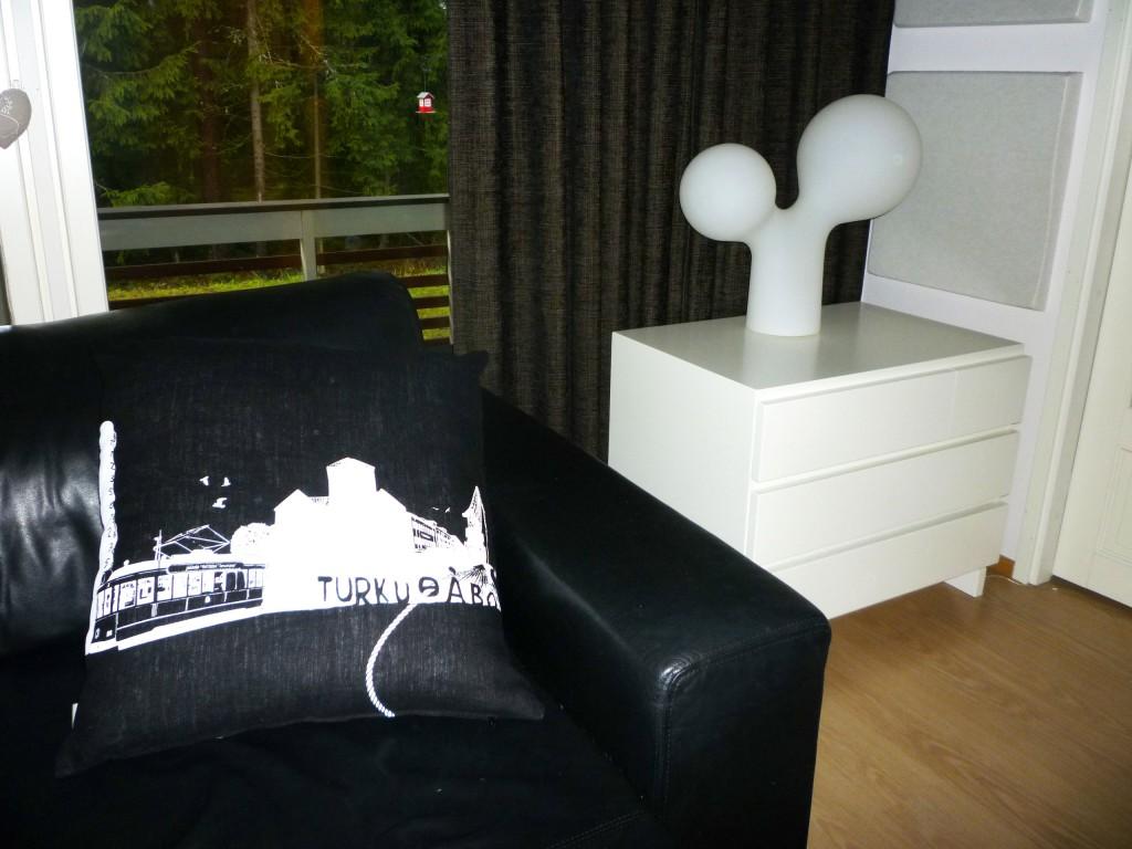 KUI Designin Turku-tyyny.